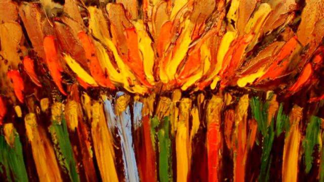 Lo Spirito santo di fuoco infiamma i cuori dei discepoli