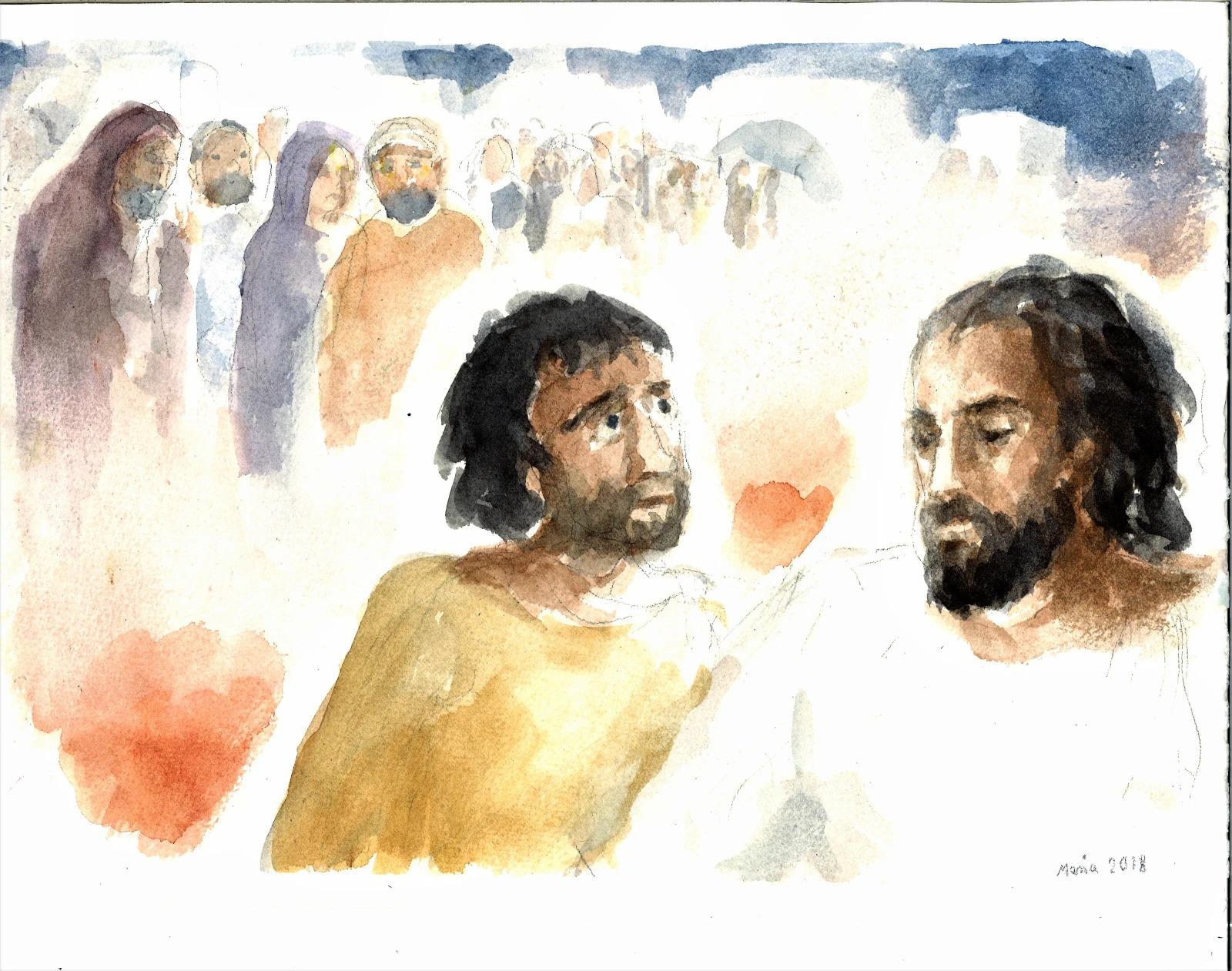 Anche chi confessa che Gesù è il Cristo può diventare satana